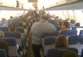 When other passengers sit next to larger passengers it is a burden.