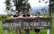 Welcome to Kokoda