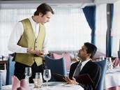 In your restaurant!