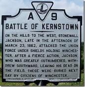 2nd Battle Kernstown