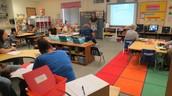 Our first Academic Teacher Parent Meeting