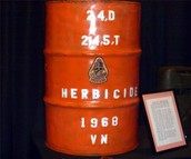 Picture of Agent Orange contained