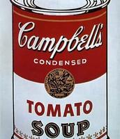 Campbell's Soup Portrait