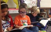 Growing Readers!