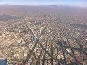 Modern Day: Mexico City