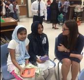 Washington Students Experience Ellis Island
