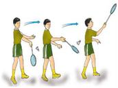 Backhand & Sidearm Stroke