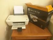 HP 2540 Wireless 3 in 1 (Printer, Copier, Scanner)