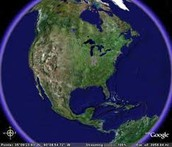 Around the World with Google Earth -