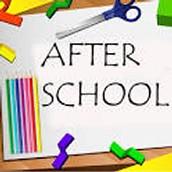 After School Offerings