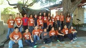 Foster ES 5th Graders Invade Austin