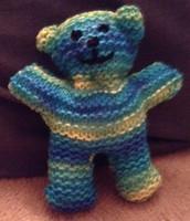 Multi-colored Teddy