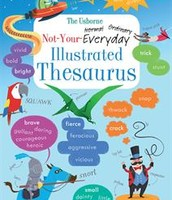 Not Your Everyday Illustrated Thesaurus