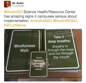 Mindfulness Trail Signs Available