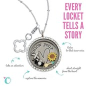 Every Locket Tells a Story