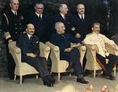 Потсдамская конференция (17 июля-2 августа 1945)