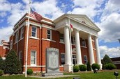 Alleghany County Court House