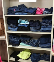 Sorting sizes