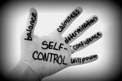 People with higher self control usually never have drug abuse.