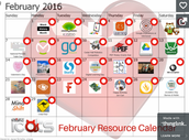 One Month of Digital Resources