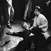 Robert Kennedy is shot