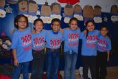 Future Patriots Sport Feeder Pride with Donated College Shirts