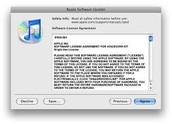 Apple License Agreement