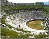 Stadium in Olympia