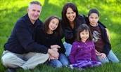 Familias con diferente razas