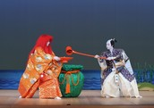 Japanese Traditional Dance