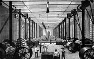 Indústria tèxtil catalana