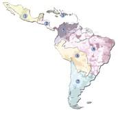 Regions of South America