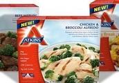 Atkins Frozen Meals