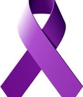 Purple Ribbon is for all cancers