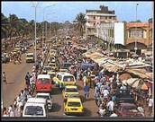 Market of Madina