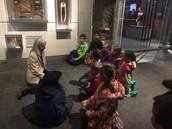 Alaska State Museum trip