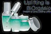 Enhancement of overall complexion LOVITA BiOrganic Derma