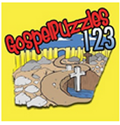 Gospel Puzzles 123 Preschool Game