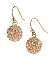 Soiree Earrings Gold. Retail $39. Sale Price $15.