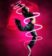 Dancers are like athletes