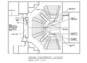 Sound Equipment Layout