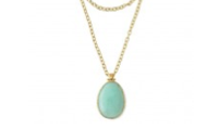 Sanibel Necklace (Comes in Gold, $79 and Silver, $69)