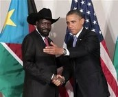 Helped South Sudan declare independence