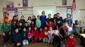 Mrs. Cotton's 5th grade class