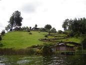 Centro Recreacional en la Laguna de la Cocha