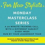 Monday Masterclass Training Calls