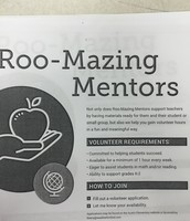 Roo-Mazing Mentors