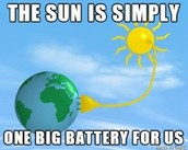How can solar energy help?