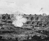April 12, 1861: Battle of Fort Sumter
