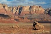 Desert Landforms